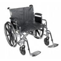 Drive Medical Sentra EC Heavy Duty Wheelchair