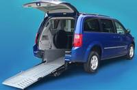 Rear Entry minivan from Amerivans